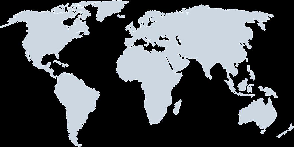 Eram Trans Digital Representation of the world continents