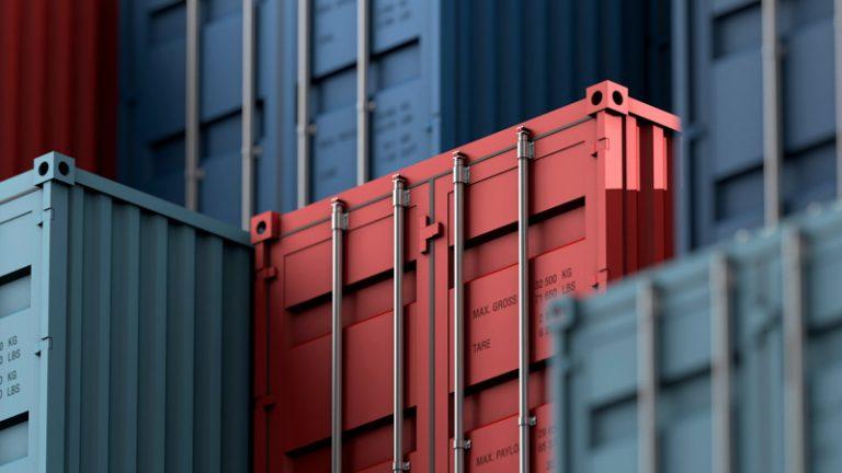 Eram Trans Transport and Logistics Netherlands Hague Containers Image